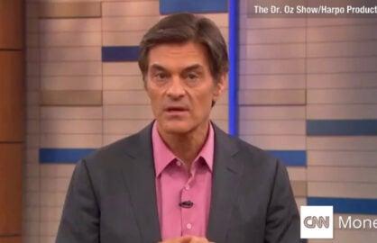 Dr. Oz CNN