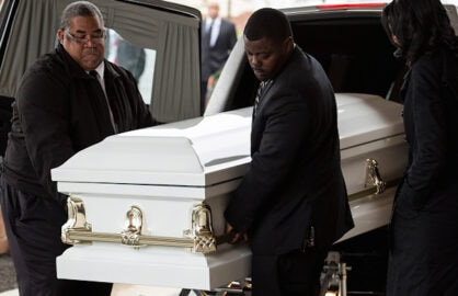 Funeral Held For Baltimore Man Who Died While In Police Custody