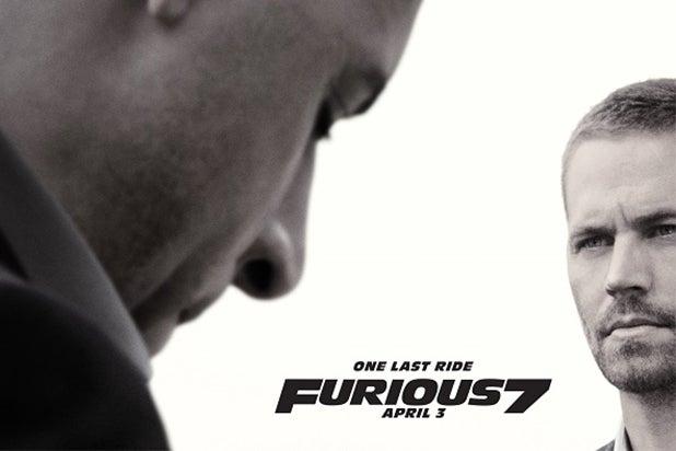 61ec03d9d95235 Universal s Marketing of Paul Walker in  Furious 7  Gets High Marks
