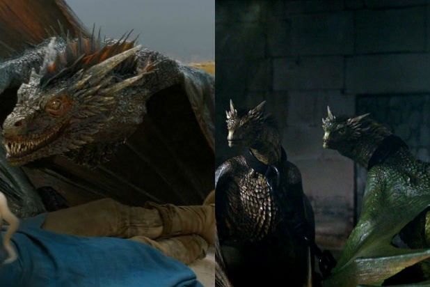 'Game of Thrones' Movers and Shakers: 9 Characters to ...  Game Of Thrones Dragons Season 5