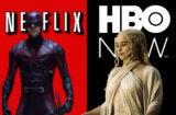 "Netflix ""Daredevil,"" HBO ""Game of Thrones"" (Netflix/HBO)"