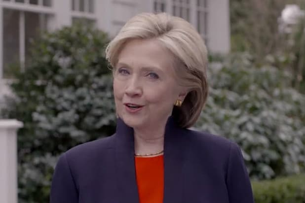 hillary clinton video