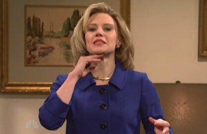 Hillary Clinton/Kate McKinnon