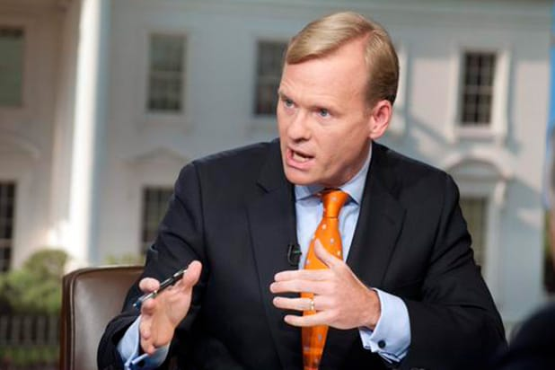 John Dickerson Will Reportedly Replace Charlie Rose on CBS This Morning