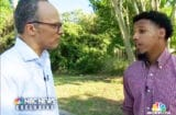 Lester Holt Interviews Feidin Santana who recorded a police shooting in South Carolina