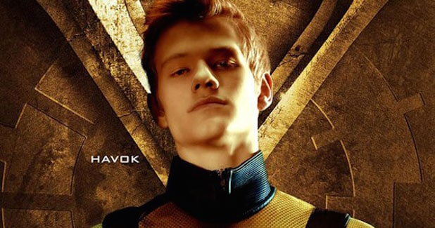 Lucas Till Will Return as Havok in 'X-Men: Apocalypse'