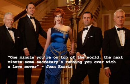Mad Men Feat Image Quotes