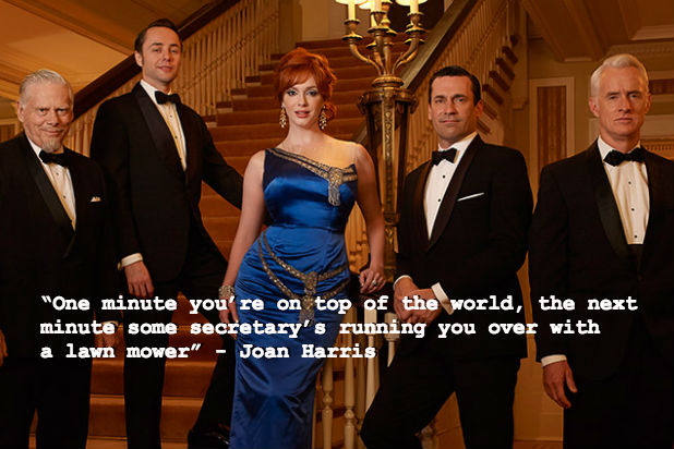 Pitch Perfect Quotes | 11 Essential Mad Men Quotes From Pitch Perfect Don Draper To