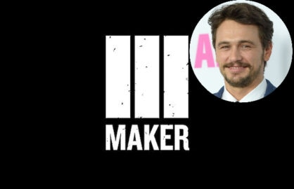 Maker Studios James Franco