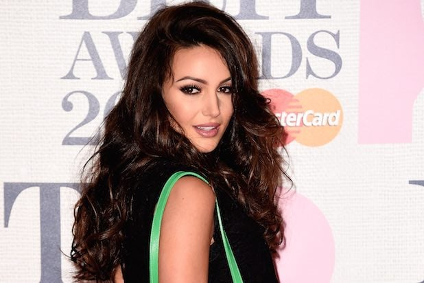 Michelle Keegan Tops Fhms 100 Sexiest Women In The World Bruce