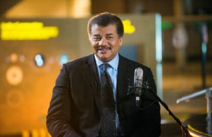 "Neil deGrasse Tyson, ""Star Talk"""