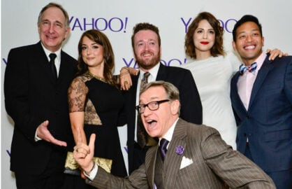 Paul Feig, Yahoo Screen, Other Space