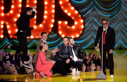 The 2015 MTV Movie Awards - Show