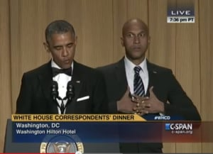 key and peele white house correspondents dinner