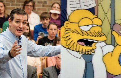 SimpsonsCruz
