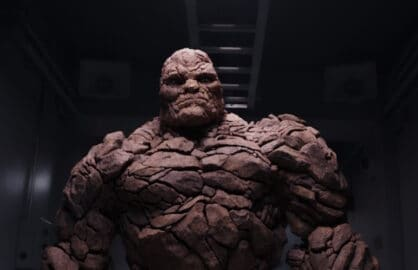 The Thing Fantastic Four still