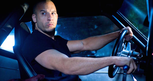 Vin Diesel Furious