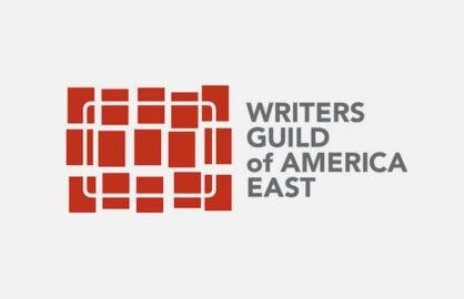 WGA east logo