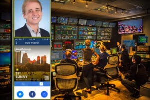 Weather Company CEO David Kenny on mobile-TV convergence (The Weather Company)