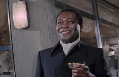 Yaphet Kotto Live and Let Die