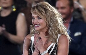 Miranda Lambert at the 50th Annual ACM Awards