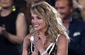 Miranda Lambert at the 50th Annual ACM Awards