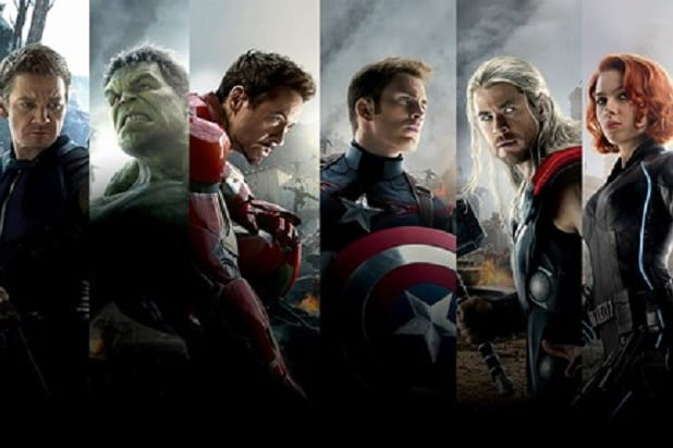avengers marvel cinematic universe