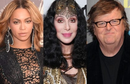 beyonce-cher-michael-moore