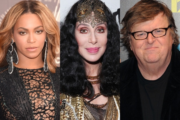 Hollywood on Baltimore Protests: Beyonce, Cher, Michael Moore React to the Unrest