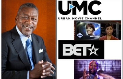 BET and UMC founder Robert Johnson