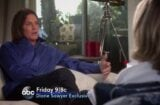 "Bruce Jenner and Diane Sawyer on ABC News ""20/20"""
