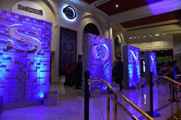 Sony presentation CinemaCon 2015 (Michael Buckner/Getty Images for CinemaCon)
