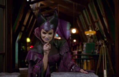"Kristin Chenoweth on ""Descendants"""