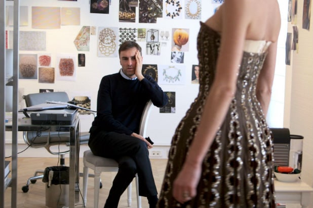 24dc37fc28f14 Dior & I' Director Talks Weight Requirements for Models, Fashion's ...