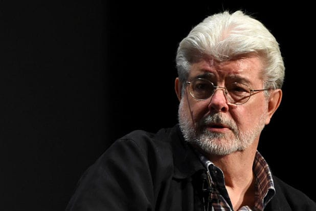 george lucas art collector