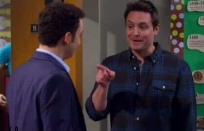 "Will Friedle on ""Girl Meets World"""