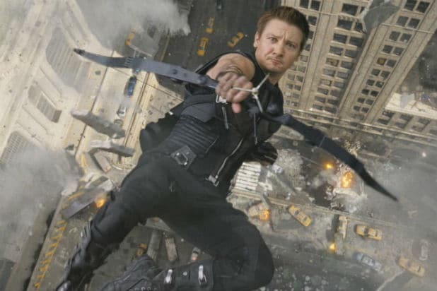 Jeremy Renner Avengers: Infinity war