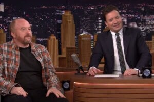 Louis CK Jimmy Fallon