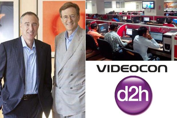 Harry Sloan and Jeff Sagansky / Videocon