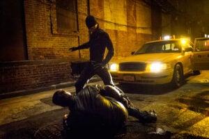 Charlie Cox is Daredevil in Netflix series (Netflix)