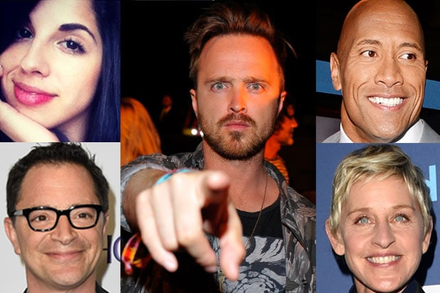 10 Most Loved Hollywood Stars And Influencers On Periscope Ellen