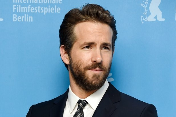 Ryan Reynolds Hit By Car In Canada