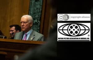 Chairman Orrin Hatch (R-UT) in Washington, D.C., April 16, 2015 (Gabriella Demczuk/Getty Images)