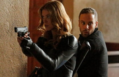 'Shield' Spinoff to Star Adrianne Palicki, Nick Blood