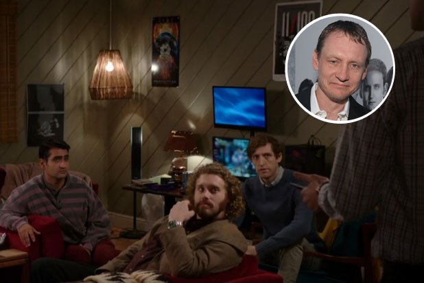 """Silicon Valley"" boss Alec Berg (HBO/Getty)"