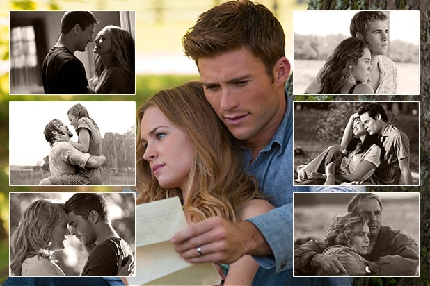 Power Ranking Nicholas Sparks Couples