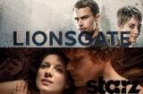 """Lionsgate's """"Divergent,"""" Starz """"Outlander"""" (Lionsgate/Starz)"""