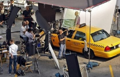 tax credit filming