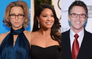 Tea Leoni, Gina Rodriguez, Tim Daly (Getty Images)