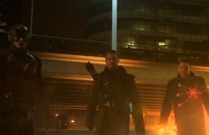 New 'The Flash' Trailer